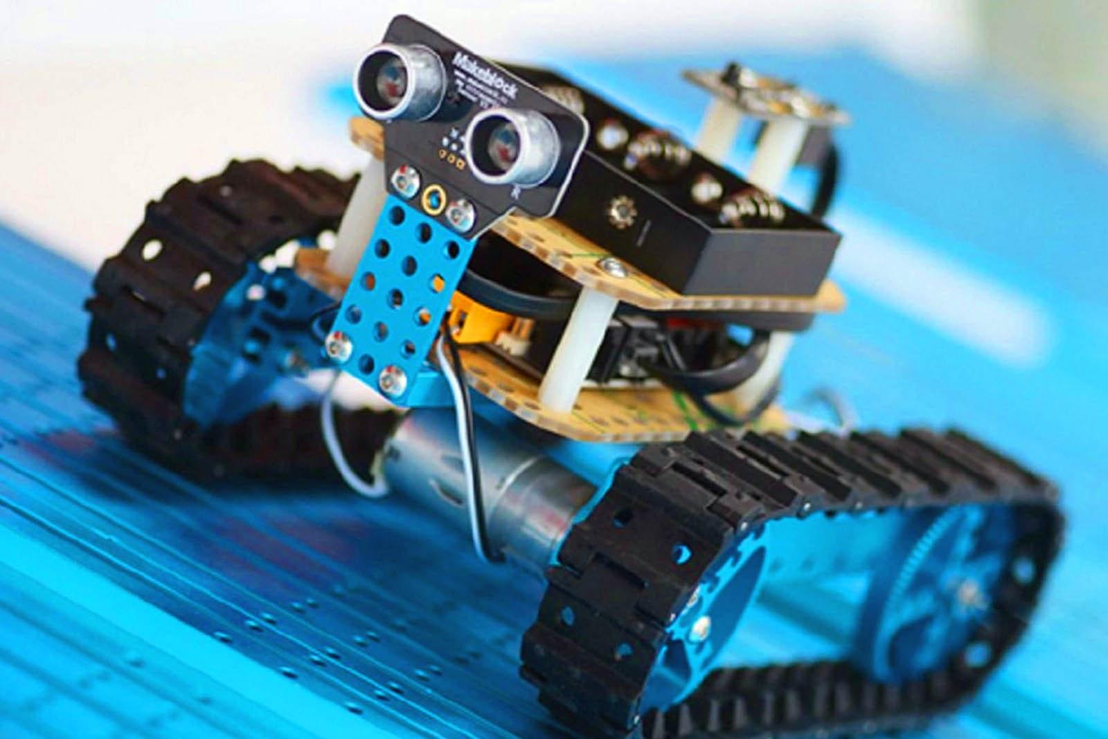 3 robotics